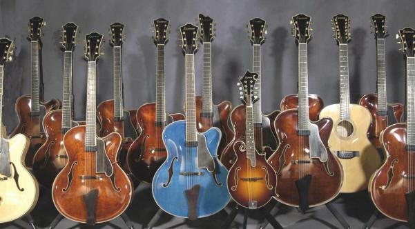 تاریخچه گیتار